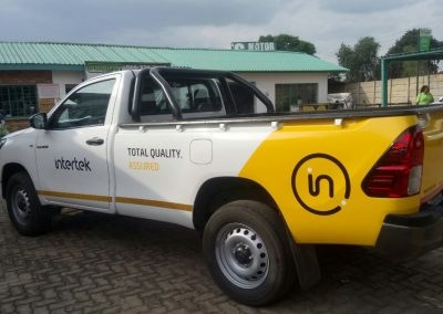 intertek bakkie